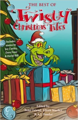 "Children's anthology ""The Best of Twisty Christmas Tales"" features stories from renowned writers Joy Cowley, David Hill, and Dave Freer.  It also features my story, ""Albert and the Christmas Fairy"".  10% of the profits from this book go to the Muscular Dystrophy Association. You can purchase the book from Amazon or from Phantom Feather Press."