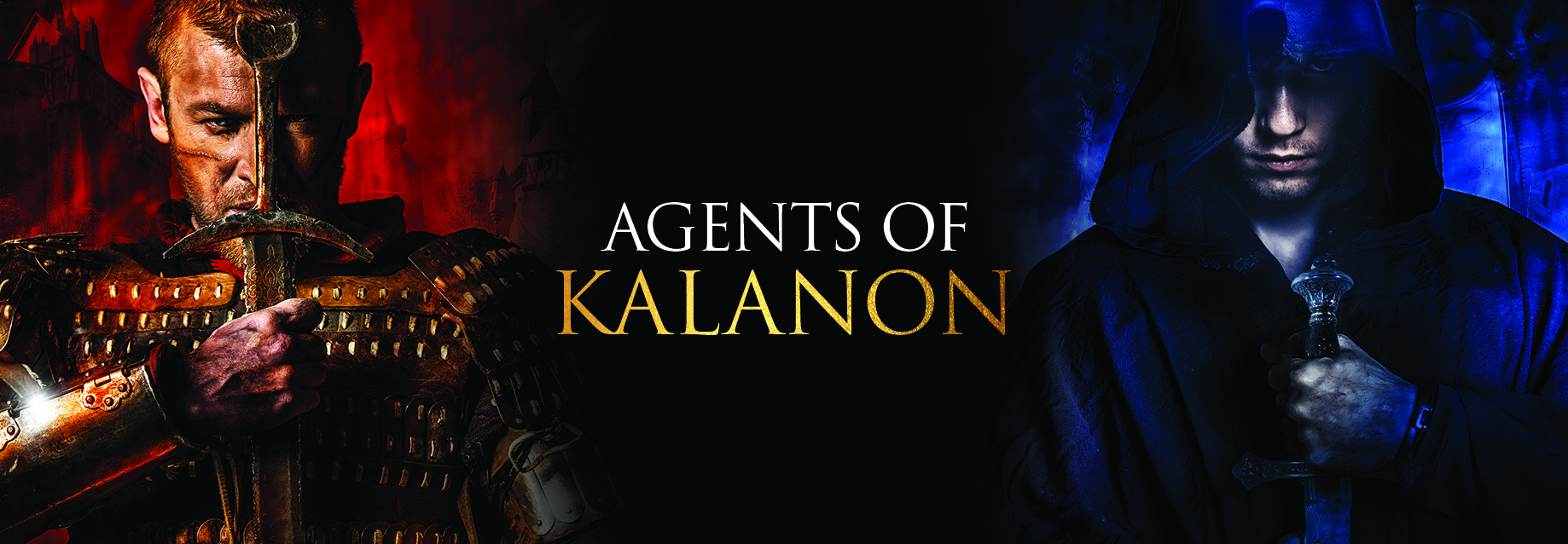 Agents of Kalanon web