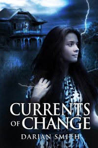 """Currents of Change"" is my urban fantasy/paranormal romance novel.  Set in New Zealand, it follows the journey of Sara O'Neill as she creates a new life for herself while facing ghosts from the past. Currents of Change is a finalist for the 2016 Sir Julius Vogel Awards and has been awarded the Awesome Indies Seal of Excellence."