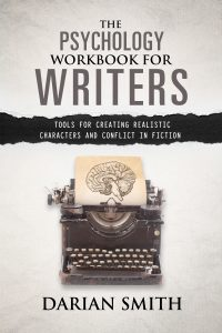"""The Psychology Workbook for Writers"" is designed to help writers create realistic characters and conflict in their fiction.  It uses the same psychological theories and tools used by counsellors and psychologists but adapts them to to be useful for writers as they build their characters and stories. Available on Amazon and selected bookstores."